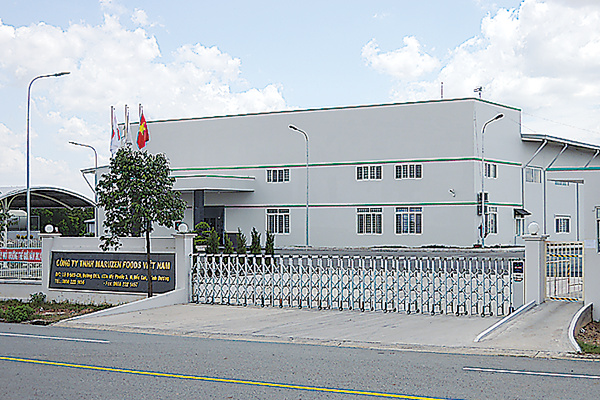 MARUZEN FOODS VIETNAM CO.,LTD.
